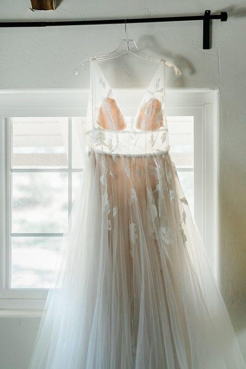 Serenity Retreat on Mill Creek wedding preparation