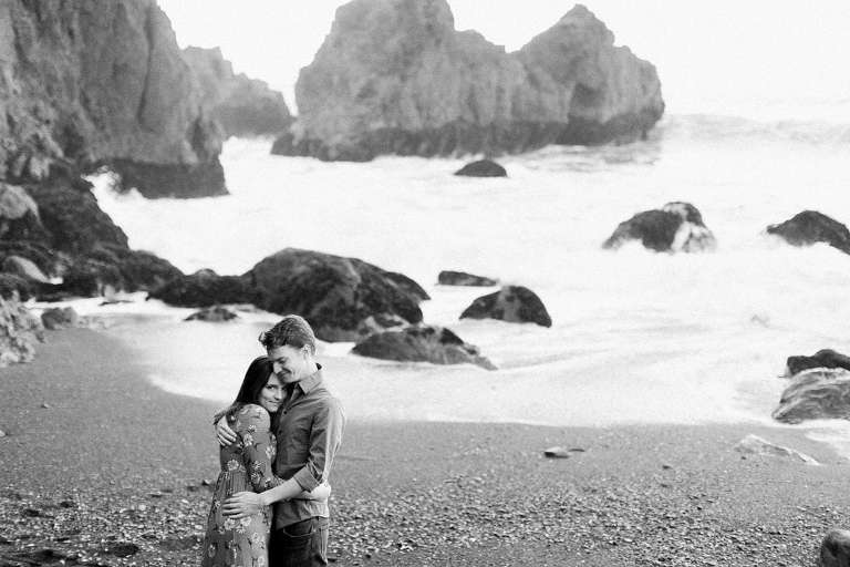 place to elope on the beach in San Francisco