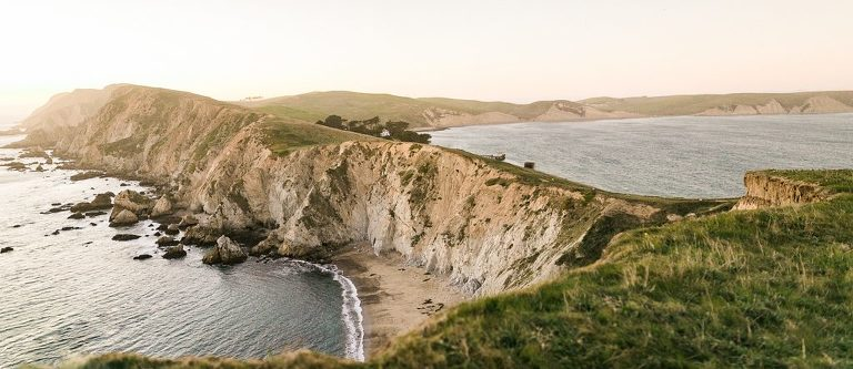 Most stunning place to elope in San Francisco Bay Area is Point Reyes National Seashore