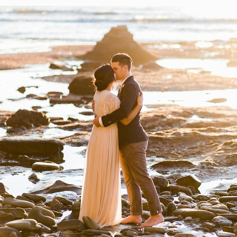 Dreamy Places to Elope in San Diego | The Best San Diego Elopement Locations & Venues